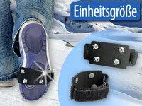 Schuh-Spikes @Pearl Gratis, nur Versand von 4,90 €(D) muss bezahlt werden