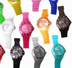 Silikon Armbanduhren für je 4,95 Euro inkl. Versand @eBay.de