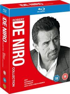 The Robert De Niro Collection mit 4 Blu-rays für ca. 11,75€ bei TheHut = 2,93€ pro Film + gratis Versand