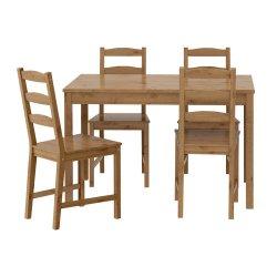 [Lokal @IKEA Essen] Tisch + 4 Stühle Jokkmokk €40 billiger, nur am 26.01.2013