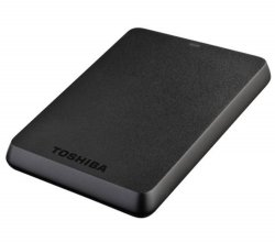 TOSHIBA Toshiba StorE BASICS 320GB Festplatte mit USB 3.0 für nur 39,99 Euro @pixmania.de