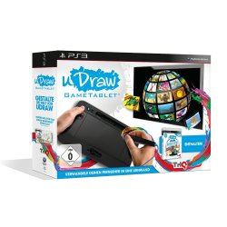 uDraw GameTablet nur 9,99€ für PlayStation 3 @amazon