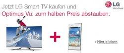 Verschiedene Elektronik-Sparpakete, z.B. LG TV + Gratis Blu-ray Player oder Canon-Cashback @Amazon
