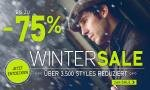 Winter Sale bis zu 75% Rabatt @Oboy.de