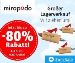 Winter Sale @mirapodo.de jetzt bis zu 80%