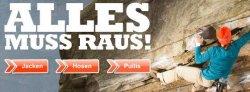 WSV auf Bergfreunde.de mit Rabatten bis zu 70% auf North Face, Mammut + 5€ Gutschein