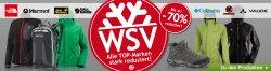 WSV bei campz.de North Face, Jack Wolfskin, Mammut und andere Outdoormarken bis 70% reduziert + kostenlosen Versand