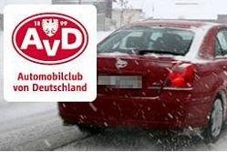 1 Jahr kostenlose Mitgliedschaft im Automobilclub von Deutschland (AvD), endet von selber