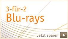 3 für 2 @Buch.de: Blu-rays ab 8,66€ Hörbücher ab 12,95€