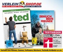 40€ Verleihshop.de Gutschein für 12,50€  bei dailydeal
