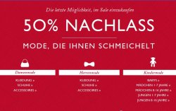 50% Nachlass im Sale bei Tomy Hilfiger +10% durch Newsletter Anmeldung