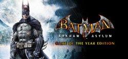 Das fantastische Action-Adventure Batman: Arkham Asylum für nur 4,99€ statt 19,99€ @steam