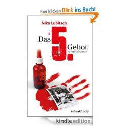 "Gratis Bestseller-eBook ""Das 5. Gebot"" @Amazon"