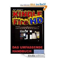 "Gratis – ""Kindle Fire HD – Das umfassende Handbuch"""