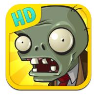 GRATIS: Plants vs. Zombies für IPhone & HD Version fürs iPad