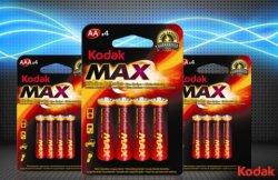 Hunderterpack AA + AAA-Batterien der Marke Kodak MAX für 19,99 @groupesales