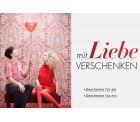"""""""Angebote des Tages"""" aus der Parfümerie und Drogerie für den Valentinstag @Amazon"""