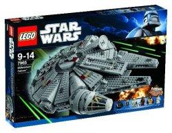 LEGO Star Wars 7965 – Millennium Falcon  –  für 114,42€ inkl. Versand (Idealovergleichspreis 133€)