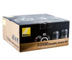 Nikon D3100 mit 2 Objektiven für 469,- + VSK @fotozack