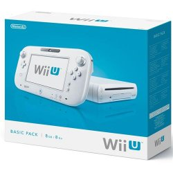 Nintendo Wii U Basic Pack (8GB) 231,95€ @ebay