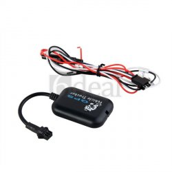 Nur 17,30€ Mini GPS Peilsender + Einbruchsalarm GSM GPRS SOS Alarm für KFZ + Motorrad