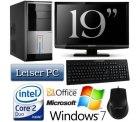 """PC Komplett-System mit Intel Core2Duo, 2GB, 160GB, Windows7 64bit +  19"""" TFT für 288,- Euro @eBay"""