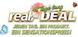 real Deal des Tages – Jeden Tag ein Produkt & ein Sensationspreis