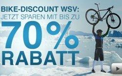 SALE ***Bikes & Zubehör*** bis zu 70% @bike-discount.de