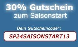 SP24.com eröffnet die Laufsaison – 30% Gutschein auf SP24.com OHNE Mindestbestellwert