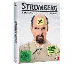 Stromberg Komplettbox mit Staffel 1-5[Limited Edition] auf 10x DVDs für nur 24,99 Euro @Amazon