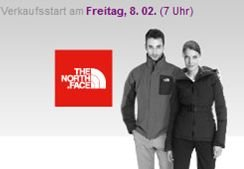 The North Face Sonderverkauf auf vente-privee.com
