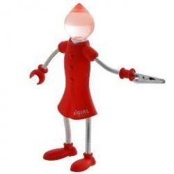 Zweibrüder, LED Figur E-Girl, 2-A Candelgirl – mit 7-Farbwechsler Lampenkopf für 3.99€ inkl. Versand @Amazon