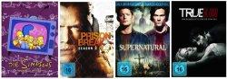 1. Staffel einer großen Auswahl an TV-Serien für jeweils unter 10€ @ Amazon