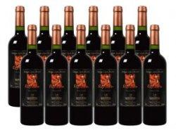 12 Flaschen Bodegas Lopez Mercier Expresión – La Mancha DO 2012 nur 35,00 € statt 71,88€ versandkostenfrei durch Gutschein