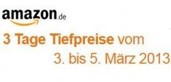 3 Tage Tiefpreise vom 3. bis 5. März 2013 auf Filme & TV-Serien @Amazon