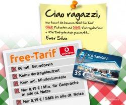 35€ Tank-Gutschein für komplett kostenlosen Handytarif mit nur 1 Monat Laufzeit