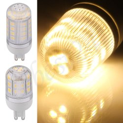 4er Set LED Leuchtmittel mit G9 Sockel / 6W für 13,39€ inkl. Versand bei eBbay