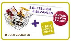 5 Packungen Dolce Gusto für 8,11€ statt 23,95€ durch Gutscheinaktion