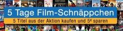 5 Tage Film-Schnäppchen vom 8. bis zum 12. März 2013 | 5 kaufen, 5€ sparen @Amazon.de