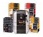 A Modo Mio 16 Packungen á 16 Kapseln + A Modo Mio Espressomaschine Premium für €95,00 bei gourmondo.de