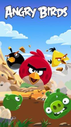 Angry Birds  (Vollversion) derzeit kostenlos statt 0,89€ für iOS
