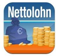 "Gratis App im iTunes Store: ""Nettolohn"" Gehaltsrechner oder als Android App"