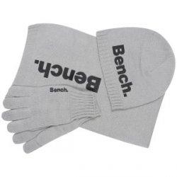 Bench Set | Schal, Mütze und Handschuhe für 11,82€ [versandkostenfrei] @zavvi