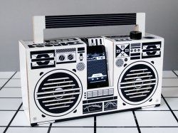 Boombox Berlin 64,95€ für iPhone, Android und MP3 Player @hhv.de