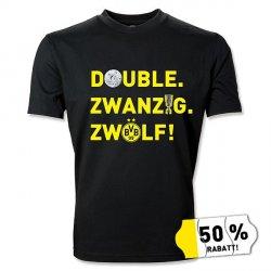 BVB DOUBLE 2012 stark reduziert @Onlineshop von Borussia Dortmund