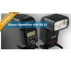Canon Speedlite 430 EX II für 233€ zzgl. VSK @Fotozack.de