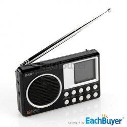 CORUS tragbares DAB+ Radio mit 1.44 TFT Display für nur 49,49 Euro inkl. Versand