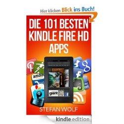 Ein neues Gratis eBook bei Amazon: Die 101 besten Kindle-Fire HD Apps