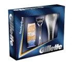 Gillette Fusion ProGlide Geschenkset (Rasierer, Reiseetui, GRATIS ProGlide Mini-Gel) für 4,99€ @Amazon mit Gutscheincode