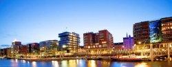 Hamburg  für 2 Personen im 4 Sterne Hotel  inkl. Sauna, Parken, WLan, Minibar für 62,50€/Nacht